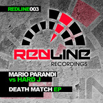 PARANDI, Mario/HARD J - Death Match EP (Front Cover)
