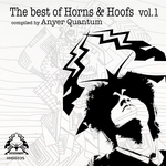 ANYER QUANTUM/VARIOUS - The Best Of Horns & Hoofs Vol 1 (Front Cover)