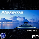 NATEMA - Blue Fire (Front Cover)