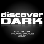 SKYER, Matt - Throwing Swords (Front Cover)