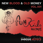 VARIOUS - New Blood & Old Money Vol 1 (Front Cover)
