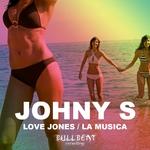 JOHNY S - Love Jones (Front Cover)