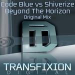 CODE BLUE vs SHIVERIZE - Beyond The Horizon (Front Cover)