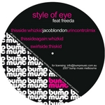 STYLE OF EYE feat FREEDA - Whizkid (Front Cover)