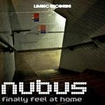NUBUS - Finally Feel At Home (Front Cover)
