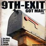 9TH EXIT - Got Mail EP (Front Cover)