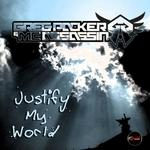 PACKER, Greg - Justify My World (Front Cover)