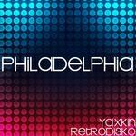 YAXKIN RETRODISKO/MARK ALVARADO - Philadelphia (Front Cover)