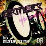 GRITLOCK - Decibel Destruction (Front Cover)