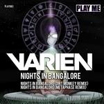 VARIEN - Nights In Bangalore (Front Cover)