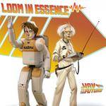 LOOM IN ESSENCE - Wav To The Future EP (Front Cover)