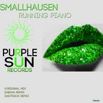 SMALLHAUSEN - Running Piano (Front Cover)