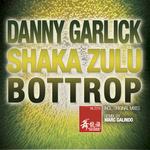 GARLICK, Danny - Shaka Zulu (Front Cover)
