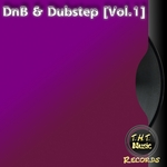 VARIOUS - DnB & Dubstep Vol 1 (Front Cover)