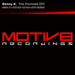 RONNY K vs LAUCCO - The Promise EP 2 (Front Cover)