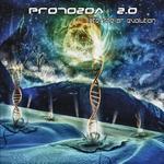 VARIOUS - Protozoa 2: Interstellar Evolution (Front Cover)