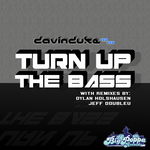 DUKE, Davin - Turn Up The Bass EP (Front Cover)