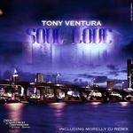 VENTURA, Tony - Soul Love (Front Cover)