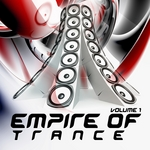 VARIOUS - Empire Of Trance Vol 1 (The World Domination Of Progressive Vocal & Energetic Trance) (Front Cover)