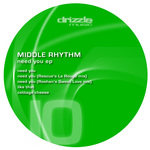 MIDDLE RHYTHM - Need You EP (Front Cover)