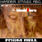 DARK SECTOR/IDENTIFIERZ - From Hell (Front Cover)