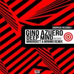 AZUERO, Gino - Deep Mind (Front Cover)