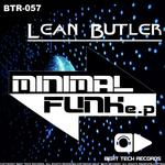 BUTLER, Lean - Minimal Funk (Front Cover)