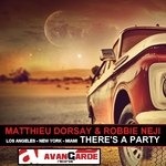 DORSAY, Matthieu/ROBBIE NEJI - There's A Party (Front Cover)