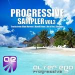 BLUE HARVEST/KAMIL ESTEN/AVI & ROY/CHEMIST - Progressive Sampler 03 (Front Cover)