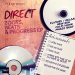 DIRECT - Zoots Beats & Progress EP (Instrumental) (Front Cover)