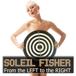 FISHER, Soleil feat LANA D - From The Left To The Right (Front Cover)