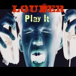 2HOUSSPEOPLE - Louder (Play It) (Front Cover)