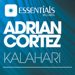 CORTEZ, Adrian - Kalahari (Front Cover)