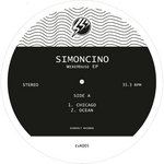 SIMONCINO - WereHouse EP (Front Cover)