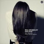 MIA GROBELNY - Arcane (Front Cover)