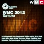 VARIOUS - Blacksoul Music WMC 2012 Sampler (Front Cover)