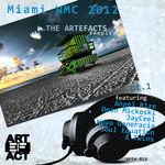 VARIOUS - The Artefacts Pt 1: Miami Winter Music Conference 2012 Sampler (Front Cover)