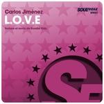 JIMENEZ, Carlos - LOVE (Front Cover)