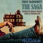 MCDERMOTT, Trent - The Saga (Front Cover)
