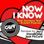 REEL SESSIONS feat KRISTEN PEARSON - Now I Know (Front Cover)