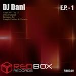 DJ DANI - EP 1 (Front Cover)