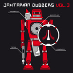 VARIOUS - Jahtarian Dubbers Vol 3 (Front Cover)