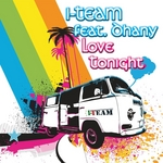 I TEAM feat DHANY - Love Tonight (Front Cover)
