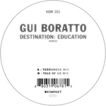 BORATTO, Gui - Destination: Education (remixes) (Front Cover)