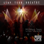 HOLMES IVES - Stop Turn Breathe (Front Cover)