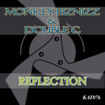 MONKEY BIZNIZZ/DOUBLE C - Reflection (Front Cover)