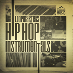 LOOPMASTERS - Hip Hop Instrumentals (Sample Pack WAV/APPLE/LIVE/REASON) (Front Cover)