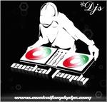 KLUBB, Ian & DJ REBO - 4º Aniversario EFDJS (4º Edition mix) (Front Cover)