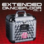VARIOUS - Extended Dancefloor Vol 2 (Front Cover)
