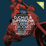 DJ CHUS/SUPERNOVA - Italoberican Grooves (Front Cover)